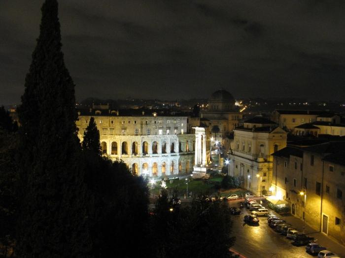 Panorami - Dalla Terrazza Caffarelli Roma - Scatti di Vita