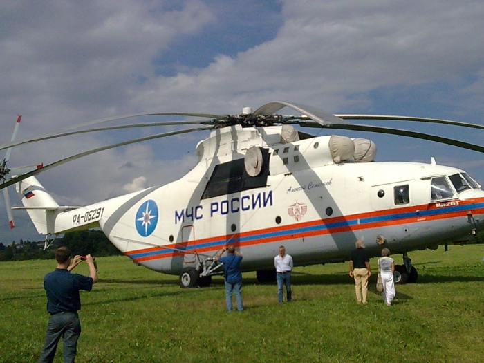 Elicottero Piccolo : Scatti di vita life l elicottero piu grande del mondo